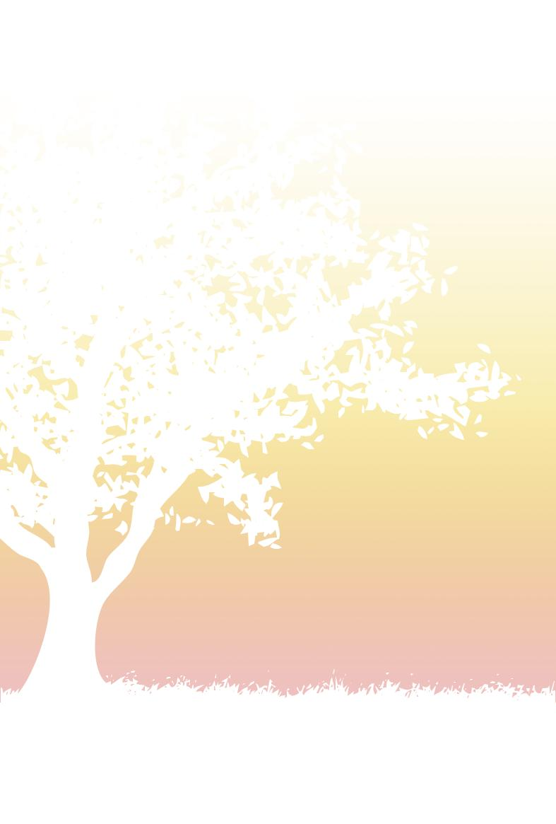木のシルエット背景素材|kmsys午年賀状イラスト素材集
